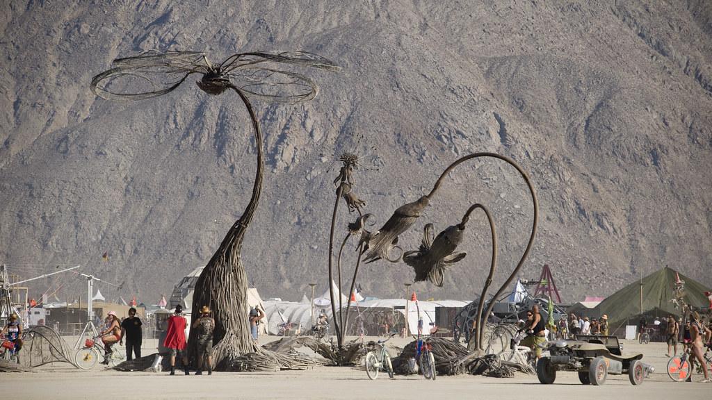 Burning Man 2010 - Metropolis: Infinitarium