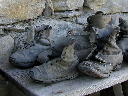 Italian Vintage Worker Boots