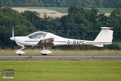 G-BXPC - 10258 - Private - Dimond DA20-A1 Katana - Duxford - 100905 - Steven Gray - IMG_9021