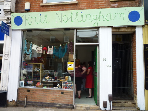 The Knit Nottingham Store
