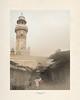 LAHORE (irfan cheema...) Tags: street pakistan minaret punjab passage lahore gali masjid burqa mughal architacture hindustan irfancheema