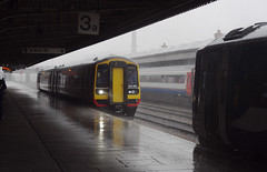 IMGP2578 (mattbuck4950) Tags: nottingham england wet water rain shower europe unitedkingdom trains em railways emt stagecoach downpour soaking 2010 sprinter dmu torrential class158 not 158792 expresssprinter eastmidlandstrains britishrailclass158 stagecoachgroup nottinghamrailwaystation 158864 nottinghamtogranthamline