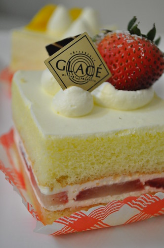 strawb shortcake