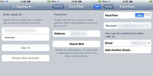 iPod Touch4 and #FaceTime – This Disruption is Going to Hurt