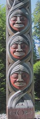 Totem Park (jackie ramo) Tags: ocean canada vancouver marina boats bay flickr bc totem stanleypark gastown totempark