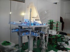 .Work in progress (brickplumber) Tags: toys lego legostarwars endor fbtb episodevi