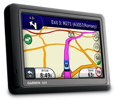 The Garmin Nuvi 1490T