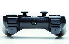 PS3 Conrtoller front