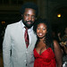 Marlon James, Tanya Wright, Brooklyn Book Festival Gala, Skylight One Hanson, September 11, 2010