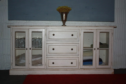 White French Sideboard