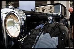 Bentley 8 Litre (E82W) Tags: auto car deutschland nikon 8 schloss 車 bentley litre سيارة автомобиль d90 bensberg