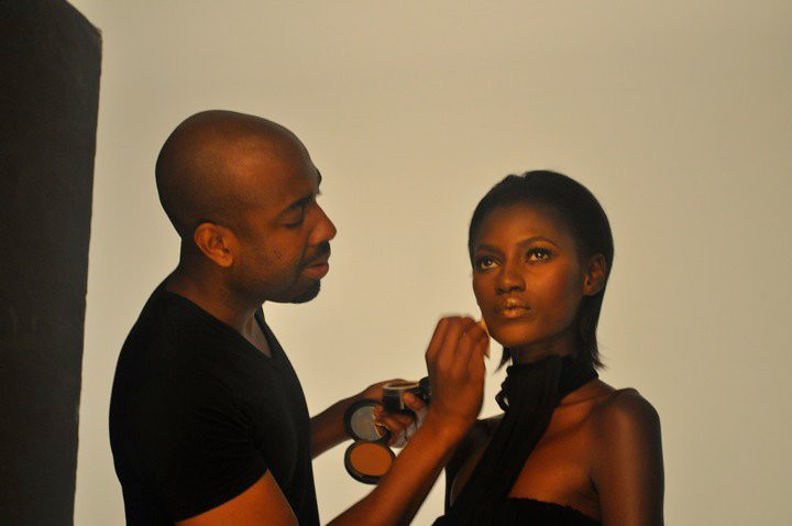 IMAN Cosmetics Brand Photo Shoot Day 2