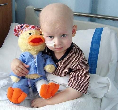 Chemo Duck love