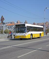 SMTUC 117 | Coimbra (Fbio-Pires) Tags: bus portugal mercedes passenger coimbra marcopolo autocarro smtuc passageiros tricana terminalintermodal mercedeso405 marcopolotricana