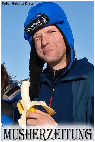 Finnmarkslopet - Musher: Bernd Helmich