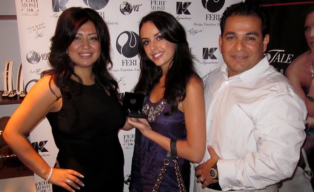 Jessie Sulidis ,Bachelor Pad, Feri Jewelry