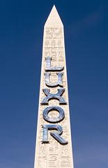 The Obelisk (2), Luxor Las Vegas