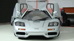 McLaren F1 Road Car (jeffgarage) Tags: road car f1 mclaren 118 diecast autoart diecaster jeffgarage