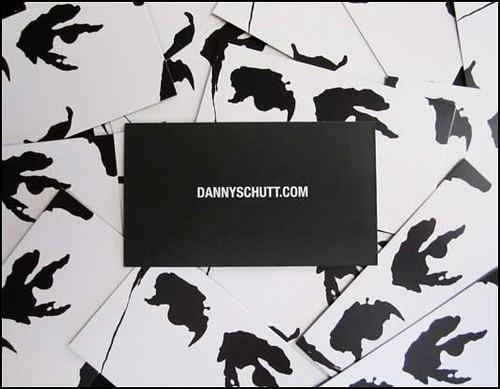promo card pile