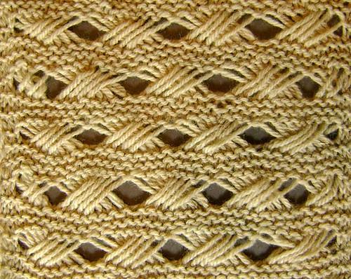 indian cross stitch knitting