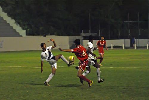 GEO 1 X 5 OSASCO FC - COPA CAFU SUB17