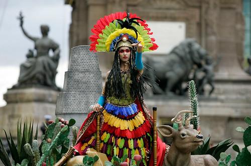Festejos del Bicentenario de Mexico  (2)