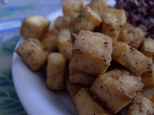 Salt & Pepper Roasted Tofu