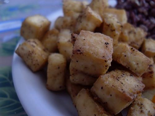 Salt & Pepper Roasted Tofu