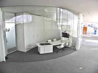 Bank branch at EPFL