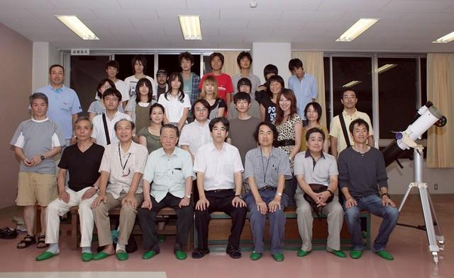 天文部2010年度OBG会