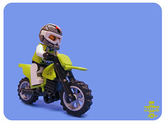 Vrooom (The Slushey One) Tags: green bike one lego slush dirt dirtbike lime slushy slushee slushey
