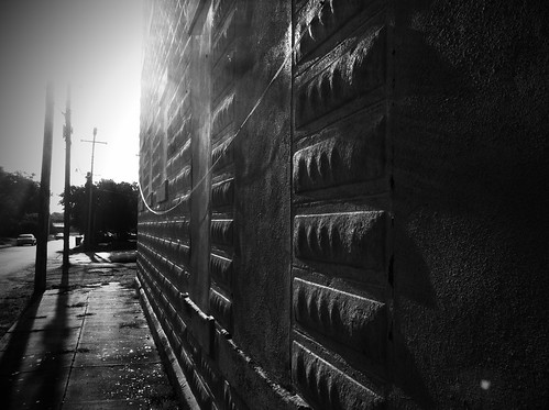 Bumpy Wall