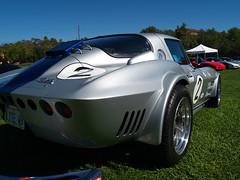 Corvette Grand Sport (Stanhalen) Tags: classic chevrolet car classiccar chevy hotwheels corvette c2 v8 vette musclecar c3 c1