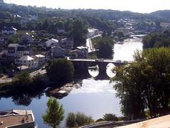 Lugo. Rio Mi?o. Puente Romano