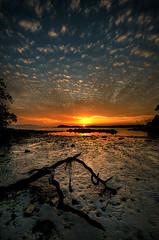 Sunrise 3 (Irwan D) Tags: nikon f28 hdr afs d700 1424mm