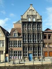 Voorgevel Huis De Zalm
