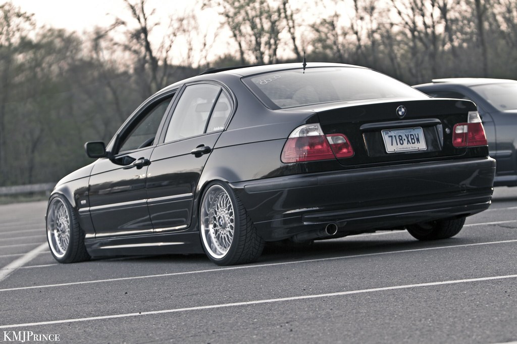 Remembering A Legend  (Slammed BMW E46 Content) -- Transportation in