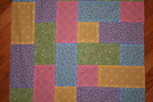 Meandering Path Quilt