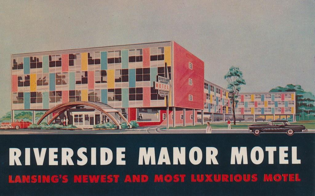 Riverside Manor Motel - Lansing, Michigan