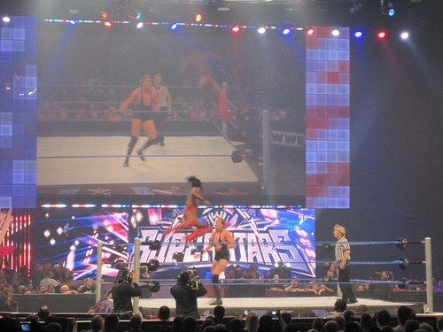 Kofi Kingston vs. Jack Swagger