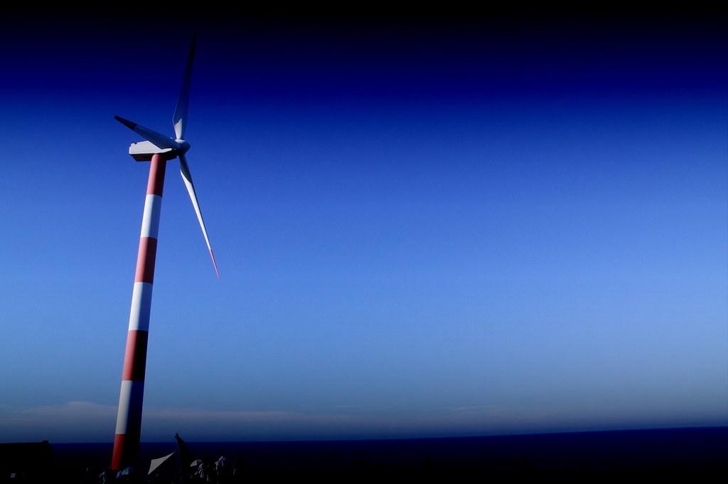 石門風力發電