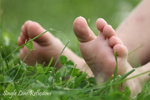 4YO Feet