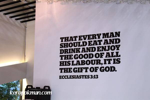 Ecclesiastes 3:23