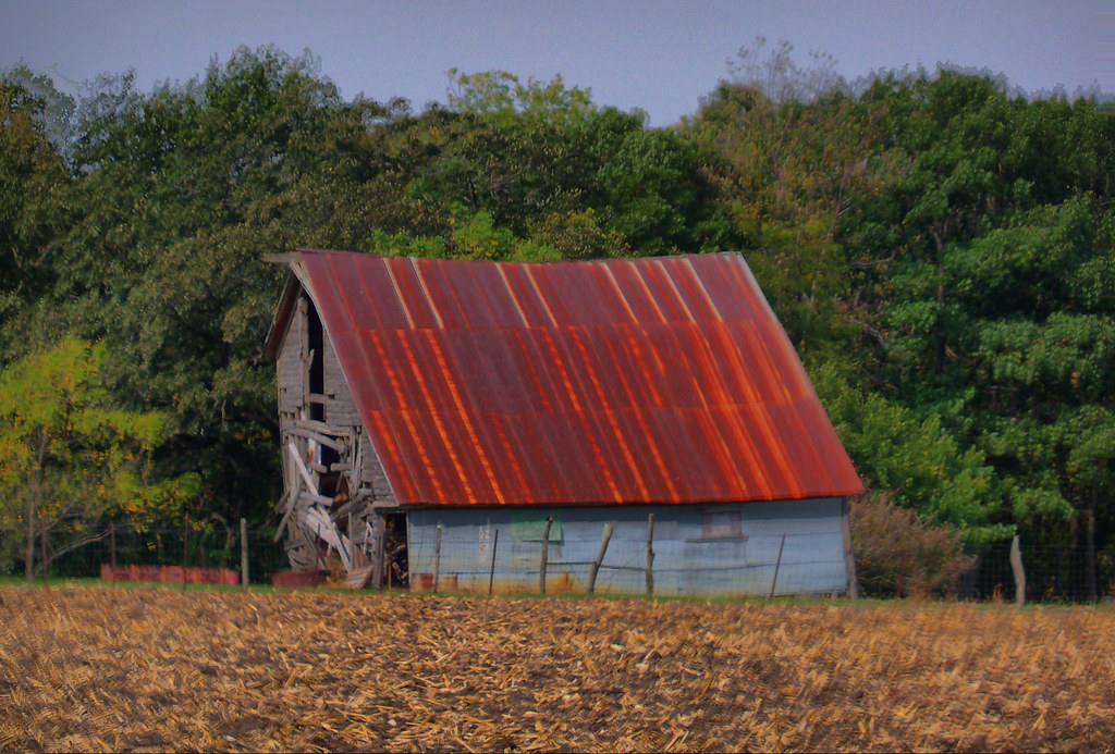 Rustic Barn HDR