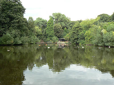 baignade à Hampstead Heath.jpg