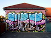 go big or go home...... (mrzero) Tags: wall graffiti hungary eger letters style turbo skatepark characters mrzero