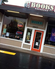 Cover to Cover Books in Uptown Village of Vancouver WA