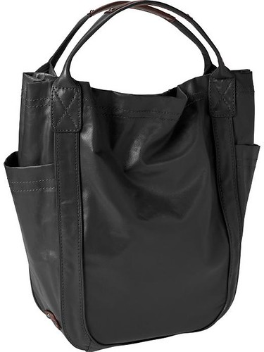 FF_gap coated canvas tote
