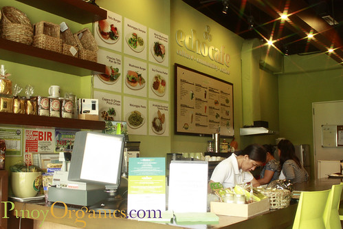 ECHOstore Cafe