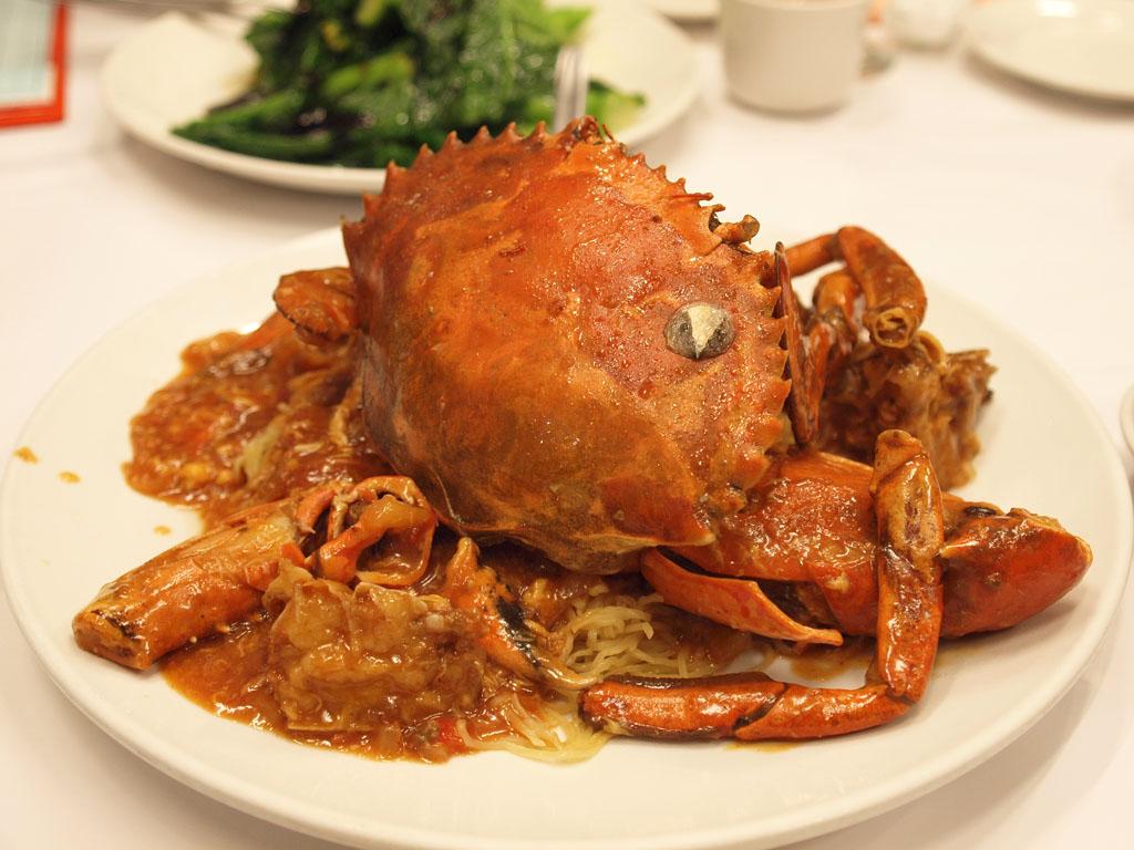 Fu Long - Singapore chilli mud crab